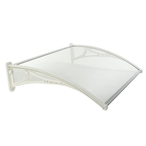 Miento Plastic And Acrylic Door Canopy W07m