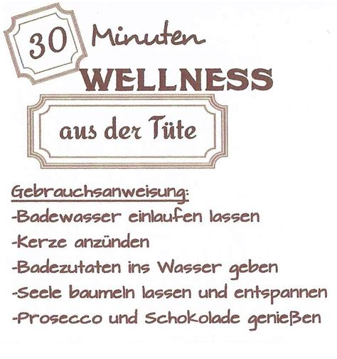 min wellness aus der tuete diy wellness geschenke