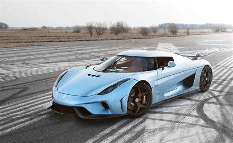 The World's Fastest Hybrid At Geneva
