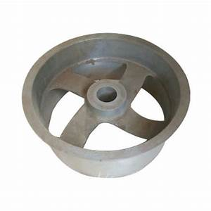 Manual Chakki V Belt Pulley  Rs 500   Piece Sankhla Iron