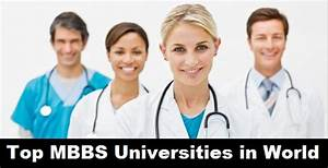 Top ranking MBBS Universities in the World   Medical ...