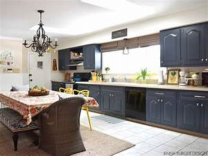 kitchen cabinet makeover reveal 1246