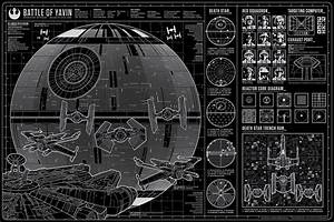 Supernova Schematic  Star Wars  On Behance