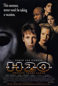 Halloween H20 20 Years Later 1998 by Halloween H20 20 Years Later 1998 Usa Wrong Side Of