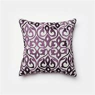 Loloi Rayon Silk Pillow Cover in Grey And …