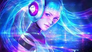 DJ Sona Ethereal by MagicnaAnavi on DeviantArt