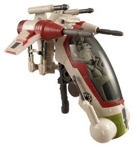 Star Wars Toy Ships and Vehicles