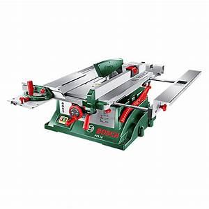 Tischkreissäge Bosch Pts 10 : bosch expert tischkreiss ge pts 10 w 254 mm u min 2310 tischkreissaegen ~ Orissabook.com Haus und Dekorationen