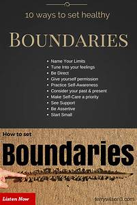 10 ways you can set healthy boundaries in your personal ...