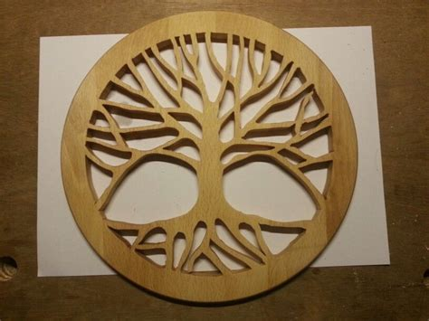 scroll  tree  life woodcrafting scroll  projects