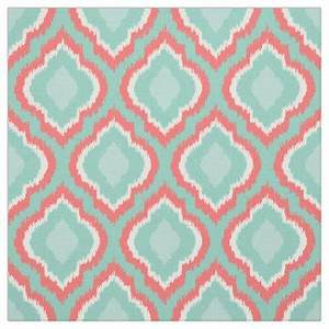 Moroccan Fabric Zazzle