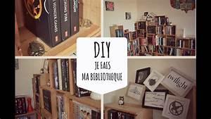 Comment Faire Une Bibliothèque : diy je fais ma biblioth que youtube ~ Dode.kayakingforconservation.com Idées de Décoration