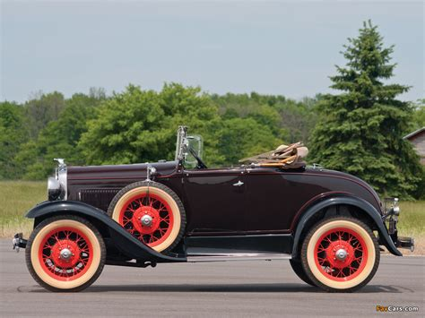 Ford Model A Roadster 1927–31 wallpapers (1024x768)