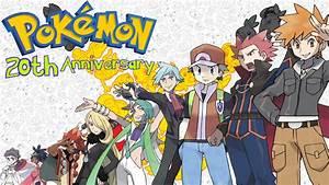 20th Pokemon Wallpaper Images | Pokemon Images