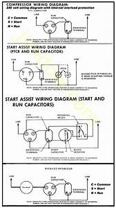 115v Single Phase Compressor Wiring Diagram