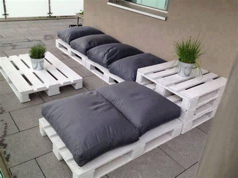 canapé palette bois meuble en palette 81 idées diy pour votre espace maison