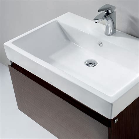 kohler vanity sink top vigo agalia bathroom vanity contains one white top mount