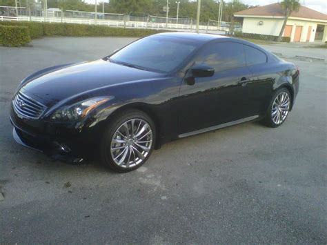 2011 G37s Coupe Black Beauty Picked Today