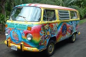Combi Vw Hippie : hippy vans the278thword ~ Medecine-chirurgie-esthetiques.com Avis de Voitures