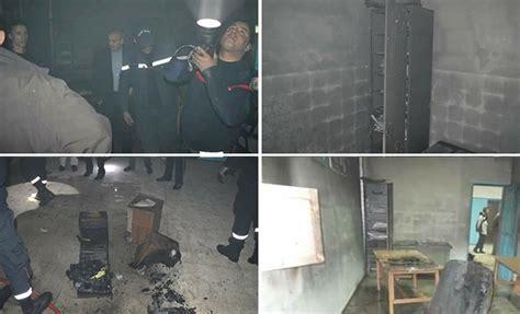 bureau enquete incendie sidi bouzid un bureau d administration d un lycée incendié