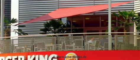 pina design sonnensegel sonnensegel f 252 r restaurants beispiele hier pina design 174