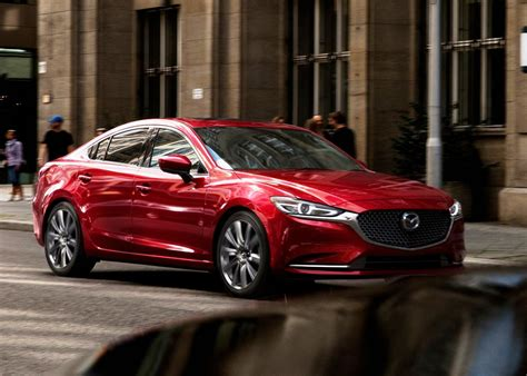 2019 Mazda 6 Release Date And Msrp  Automotive Car News