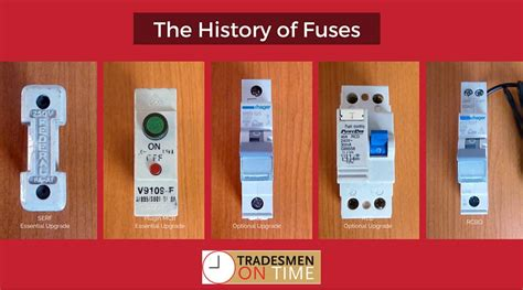 electric breaker types everything you need to about upgrading a fuse box