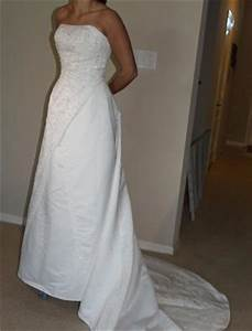 Michaelangelo v8591 new with tags wedding dress for Michael angelo wedding dresses