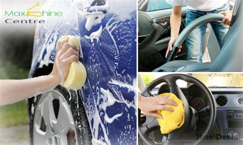 76% Off On Meguiars Car Wash, Vacuum And Tyre Shine For