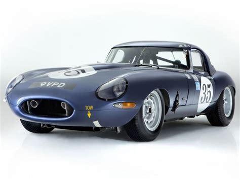Jaguar E-type Competition Car Could Fetch £900,000