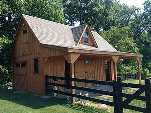 goat barn plans 24x24 garage with overhang print With 24x24 horse barn