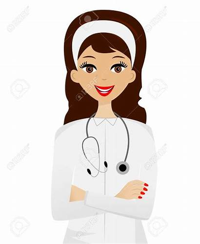 Doctor Clipart Doctors Woman Female Dream Google