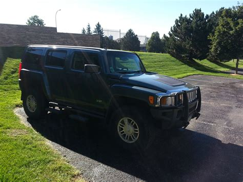 2006 Hummer H3 (adventure Package) With Blown Engine 93000