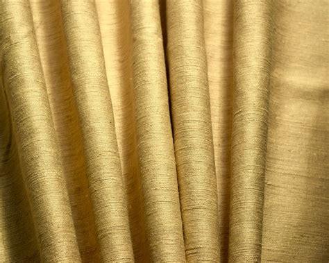 Raw Silk Fabric Swatches