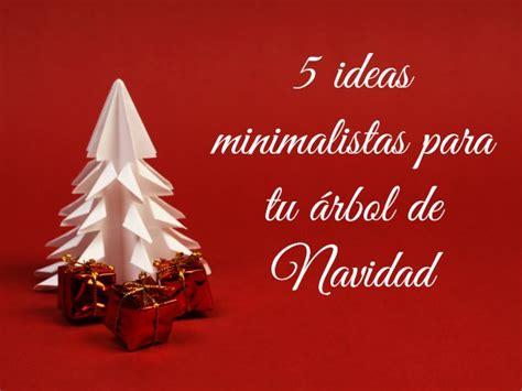 5 ideas de 225 rboles de navidad de dise 241 o minimalista