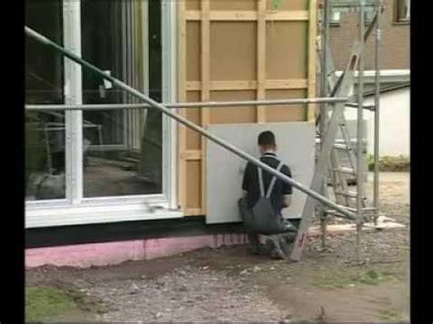 comment mettre en oeuvre la plaque de ciment knauf aquapanel outdoor