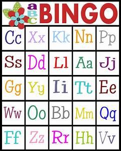 abc bingo 4peatssake With letter games