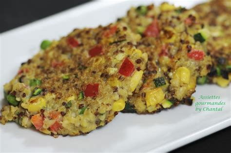 comment cuisiner le choux galette de quinoa aux petits légumes