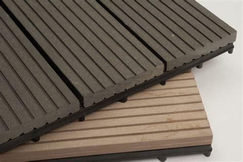 polyresin decking tile grey pr home