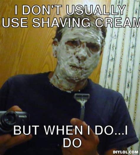 Shaved Meme - shaving memes