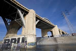 Los Angeles' 6th Street Bridge gets farewell party before ...