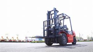 3ton Diesel Manual Forklift Truck Cpc30 Fd30 Mechanical