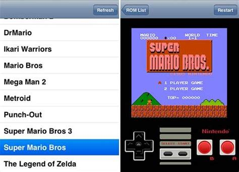 Get Nintendo Games On The Iphone And Ipad