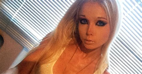 Human Barbie Is Back -- With Very Surprising New Gig And