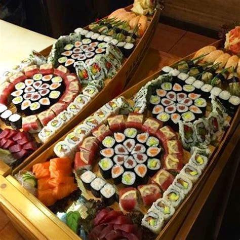 Boat Sushi by Best 25 Sushi Boat Ideas On