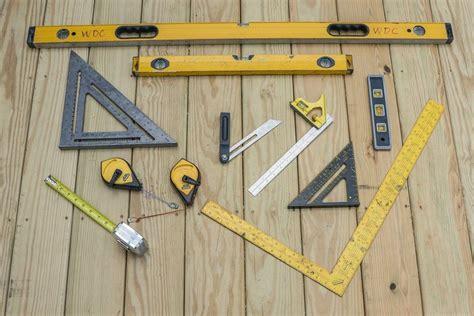 deck building tools  youll  deckscom