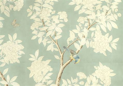 Gracie Handpainted Wallpaper Custom Furniture Asian Art HD Wallpapers Download Free Images Wallpaper [1000image.com]