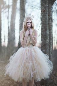 Forest Fashion Photo Shoot