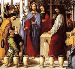 wedding at cana wedding at cana the catholic spiritual