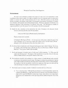 Best Essays In English Florida State University Essay Prompts Research Paper Vs Essay also Essay Proposal Outline Florida State Essay Dissertation On Advertising Florida State Essay  Into The Wild Essay Thesis